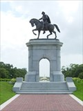Image for Sam Houston Horse Statue Arch