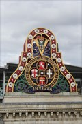 Image for London, Chatham & Dover Railway -- Blackfriar's Railway Bridge, City of London, UK