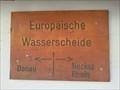 Image for Europäische Wasserscheide - Tieringen, Germany, BW