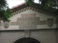 Image for 1930 - South Pasadena Public Library - South Pasadena, CA