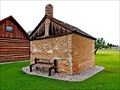 Image for Smokehouse - St. Mary's Mission Historic District - Stevensville, MT