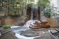 Image for Waterfall -- Thomas Polk Park, Charlotte NC