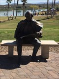 Image for George Washington in Fountain Park - Fountain Hills, Arizona