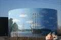 Image for Fuel Storage Tank Murals - Windsor, ON Canada