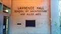 Image for Lawrence Hall - University of Oregon