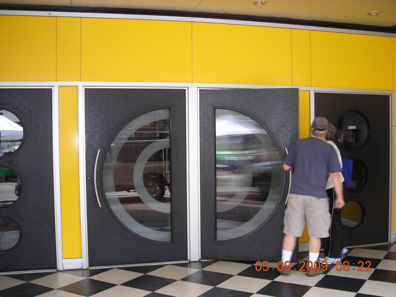 Famous Blob Front Door