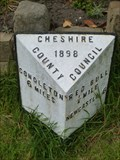 Image for Church Lawton Milepost - Stoke-on-Trent, Staffordshire, UK