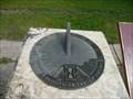 Image for Island Park Sundial - Portage la Prairie MB