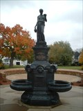 Image for Snider Fountain - Wisconsin Dells, Wisconsin