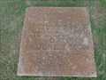 Image for Jackson Cemetery Time Capsule - Krum, TX