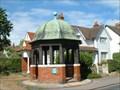 Image for Gilbey Memorial Gazebo, Elsenham, Essex, UK