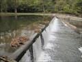 Image for Devil's Backbone Dam Falls - Boonsboro, Maryland