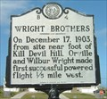 Image for Wright Brothers, Marker B-4