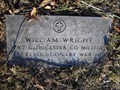 Image for William Wright (1751 - 1811) - Old Newtown Friends Burial Ground - Oaklyn, NJ
