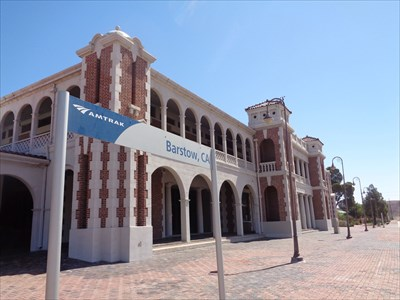 Harvey House - Route 66 Attraction.