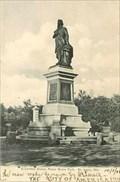 Image for Statue of Christopher Columbus - Tower Grove Park - St, Louis, MO