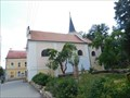 Image for Farní kostel Nejsvetejší Trojice - Nadejkov, Czech republic