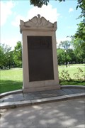 Image for Declaration of Independence Tablet - Boston, MA