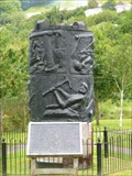 Image for Miners - Windsor Colliery Monument - Abertridwr, Wales.