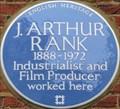 Image for J Arthur Rank - South Street, London, UK