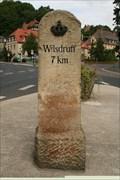 Image for Königlich-sächsischer Ganzmeilenstein - Tharandt, Lk. Sächs. Schweiz-Osterzgebirge, Sachsen, D