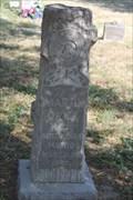Image for Martin Ortiz -- Old Rio Grande City Cemetery, Rio Grande City TX