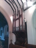 Image for Church Organ, St Bartholomew - Kirby Muxloe, Leicestershire