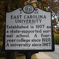 Image for East Carolina University, F-45