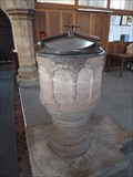 Image for Baptism Font, All Saints - Seagrave, Leicestershire