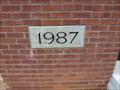 Image for 1987 - Nelson Memorial Library - Lovingston, VA