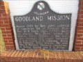 Image for Goodland Mission - Hugo, OK