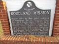 Image for Goodland Mission - Hugo, OK