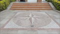 Image for Port Nenton-Garavan Compass Rose - Menton, France