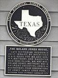 Image for The Roland Jones House