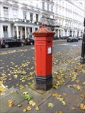Image for Victorian Post Box - Collingham Road, London, UK