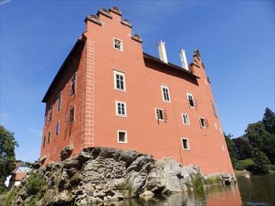 Cervená Lhota Castle