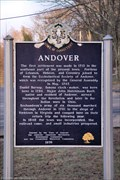 Image for Andover Historical Marker