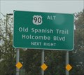 Image for OST Sign on TX SH 288 - Houston, TX