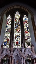 Image for Stained Glass Windows - All Hallows - Seaton, Rutland