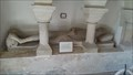 Image for Stone Effigy - St Peter - Swallowcliffe, Wiltshire