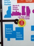 Image for The University of Texas Medical Branch at Galveston Map - Galveston, TX