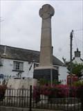 Image for Llantwit Major - Celtic Cross - Wales, Great Britain