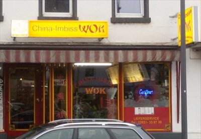 China Restaurant Wok Neuwied Rlp Germany Chinese Restaurants