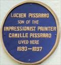 Image for Lucien Pissarro - Hemnall Street, Epping, Essex, UK
