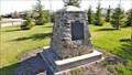 Image for Veteran's Peace Park Cairn - Crossfield, Alberta