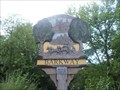Image for Village Sign - #96 High Street, Barkway, Herts, UK