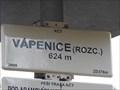 Image for 624m - Vapenice (rozc.), Czech Republic