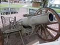 Image for First World War Cannon & Machine Gun - Manilla, NSW