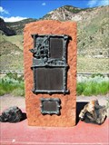 Image for Castle Gate Mine Disaster Memorial - Castle Gate, Utah