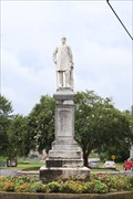 Image for Rev. Marton Bryan Wharton, DD, LLD -- Eufala AL